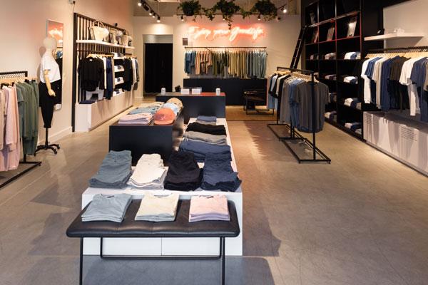 Goodlife Austin interior and merchandise display
