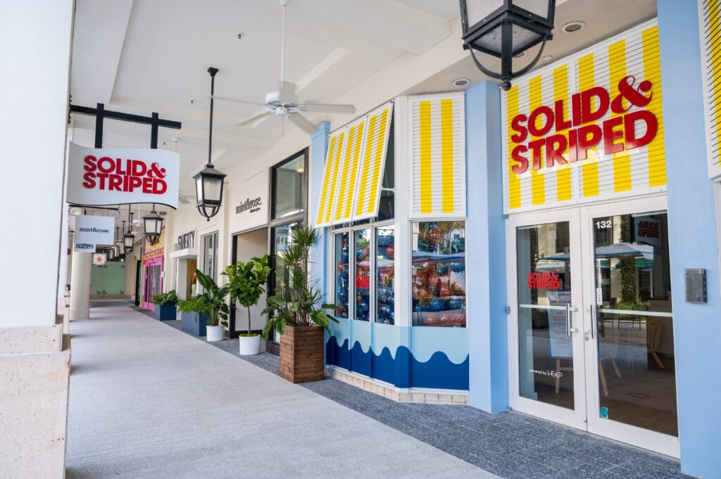 Inside Leap's Multi-Store Cluster in Rosemary Square, West Palm Beach