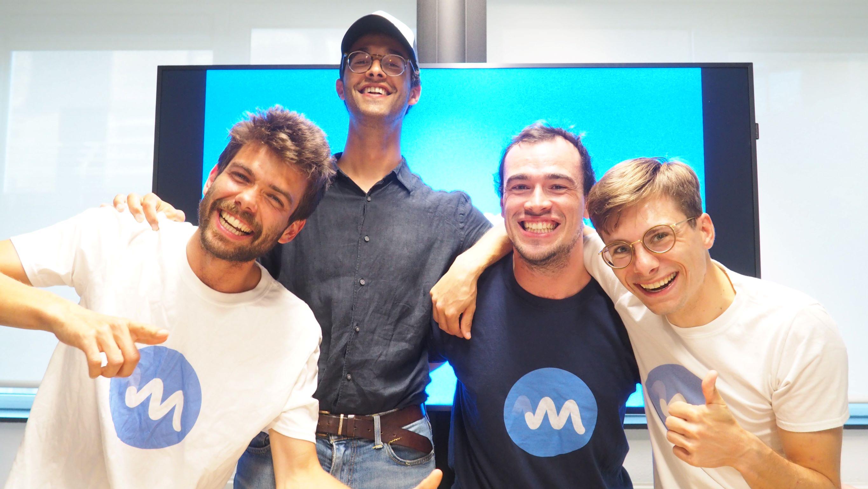 Marple team picture