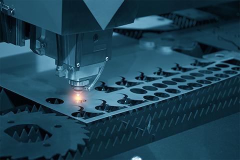 Chip laser