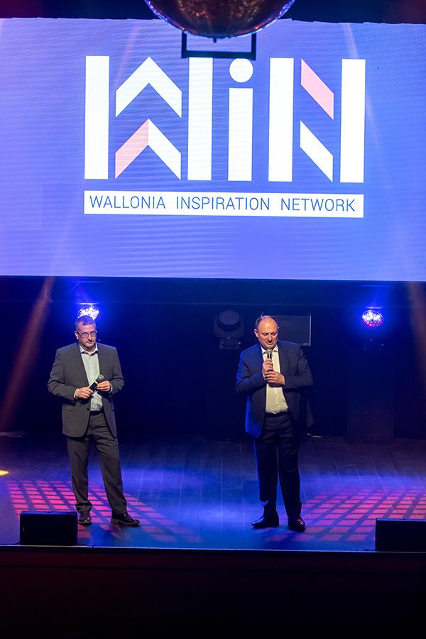 WIN - Wallonia Inspiration Network