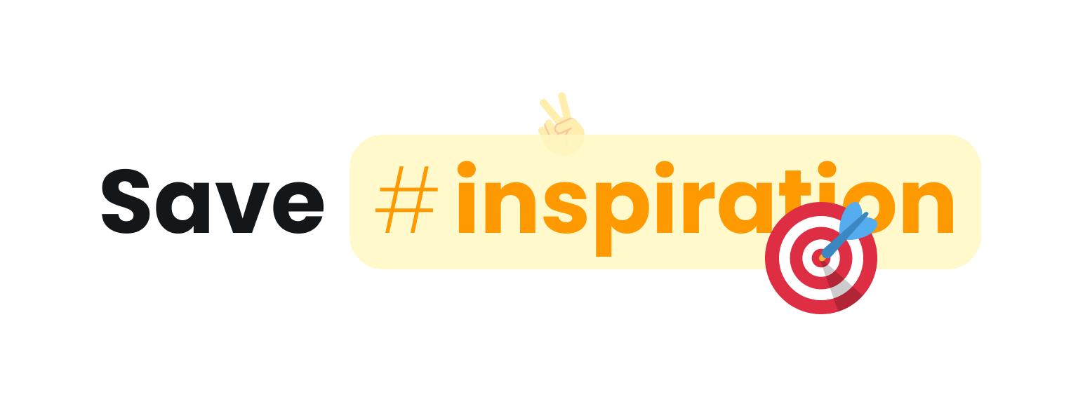 Save #inspiration