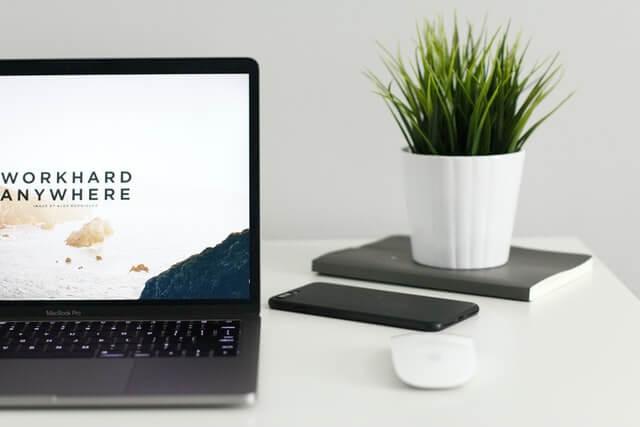 Webflow website optimized for SEO