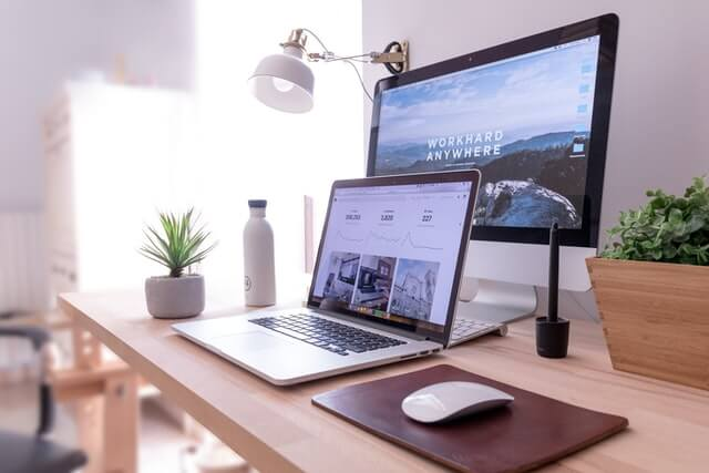 website design using webflow