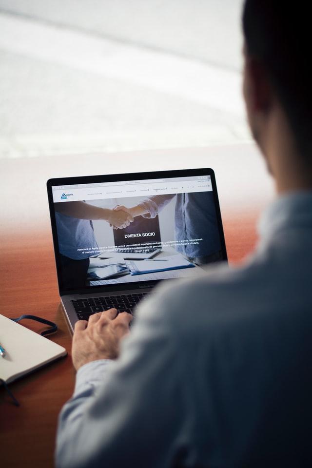 Webflow is being better than Wordpress