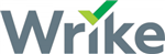 Wrike - Accelerate your projects logo