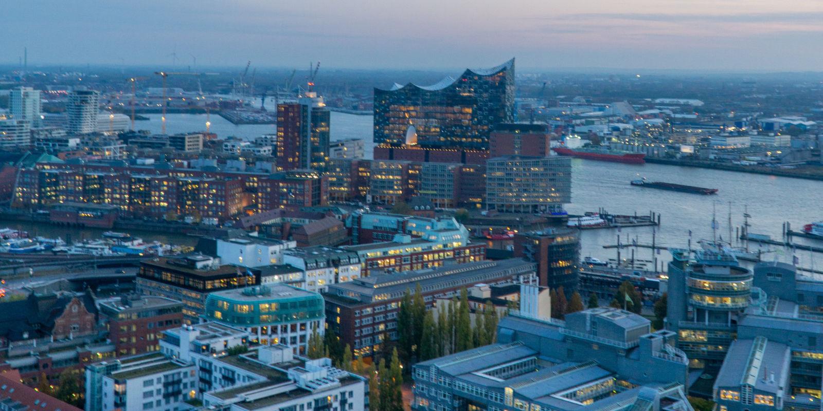 Hamburg wird grün