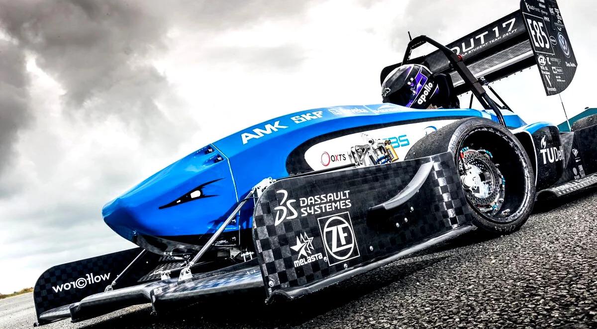 Marple empowers Formula Student Team Delft