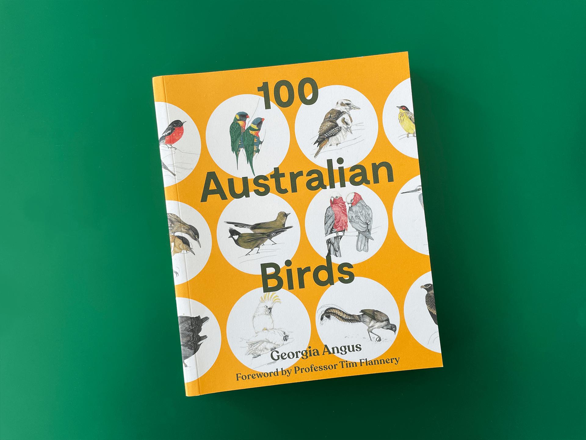 100 Australian Birds