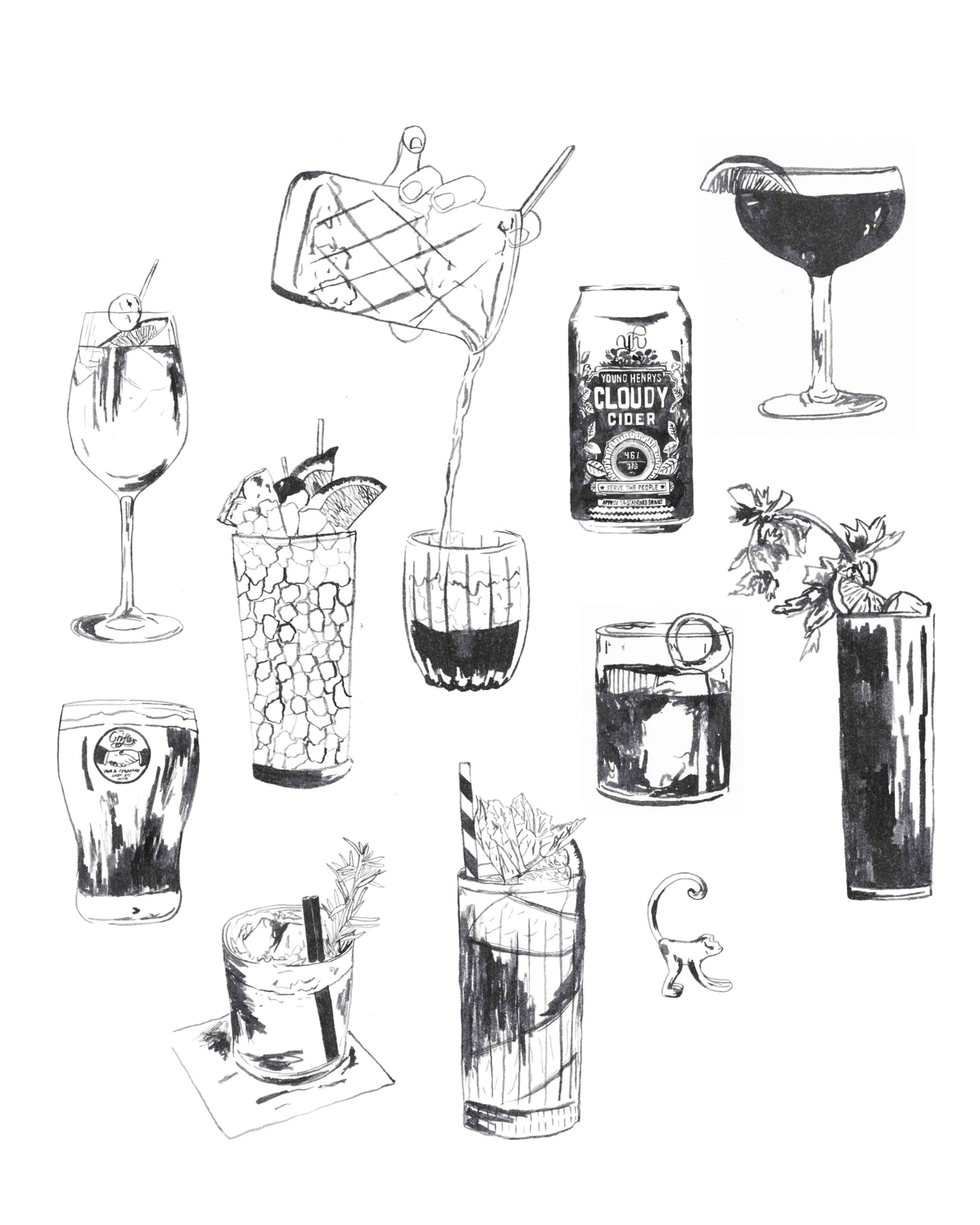 Some Commercial Illustrations