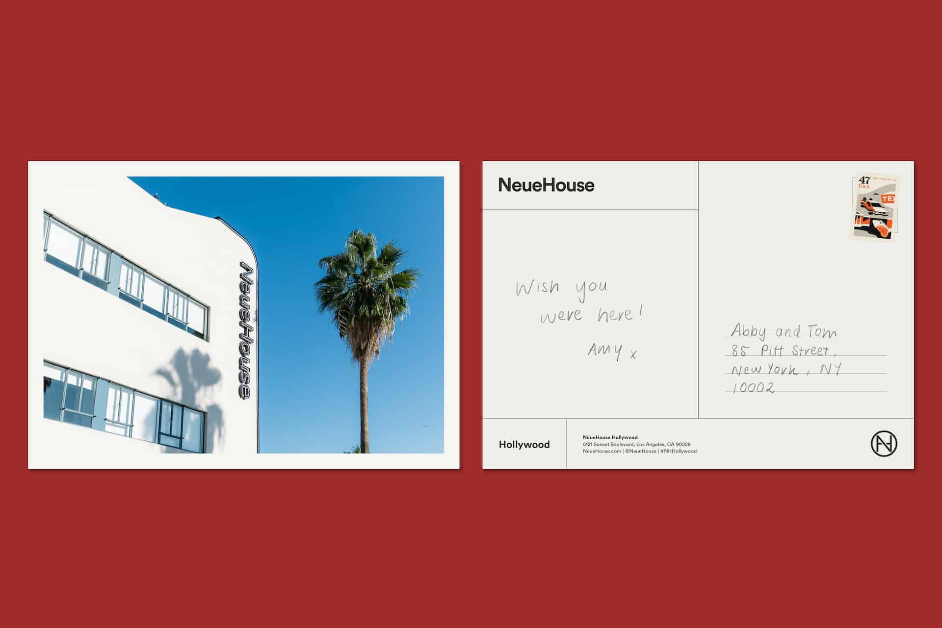 NeueHouse Brand Rollout