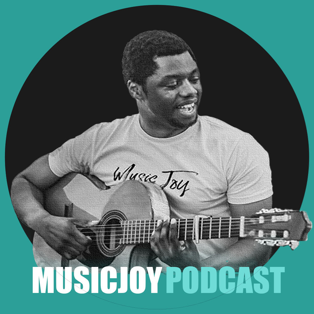 Logo with José Londji playing guitar