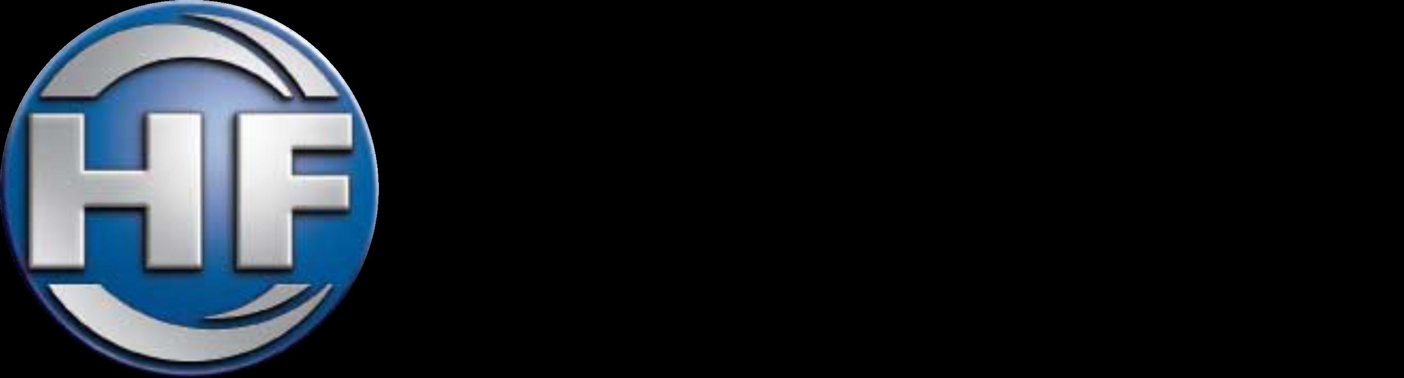 Logo de HF Mixing Group