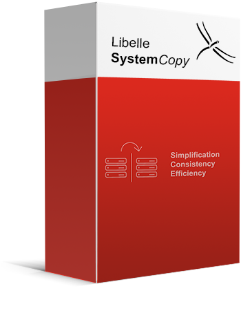 Boîte de produits de Libelle SystemCopy