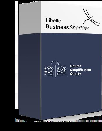 Boîte de produits de Libelle BusinessShadow
