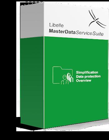 Boîte de produits de Libelle MasterDataServiceSuite