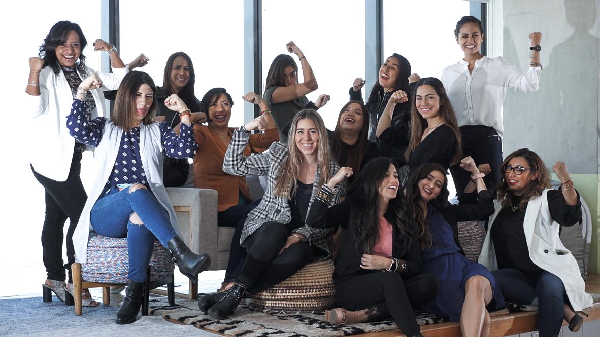 """Mudafy con """"M"""" de mujeres: comprometidos con emprender un mundo más igualitario"""