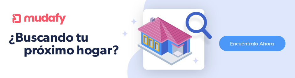 Mudafy ¿Estas buscando tu próximo hogar? Encuéntralo ahora