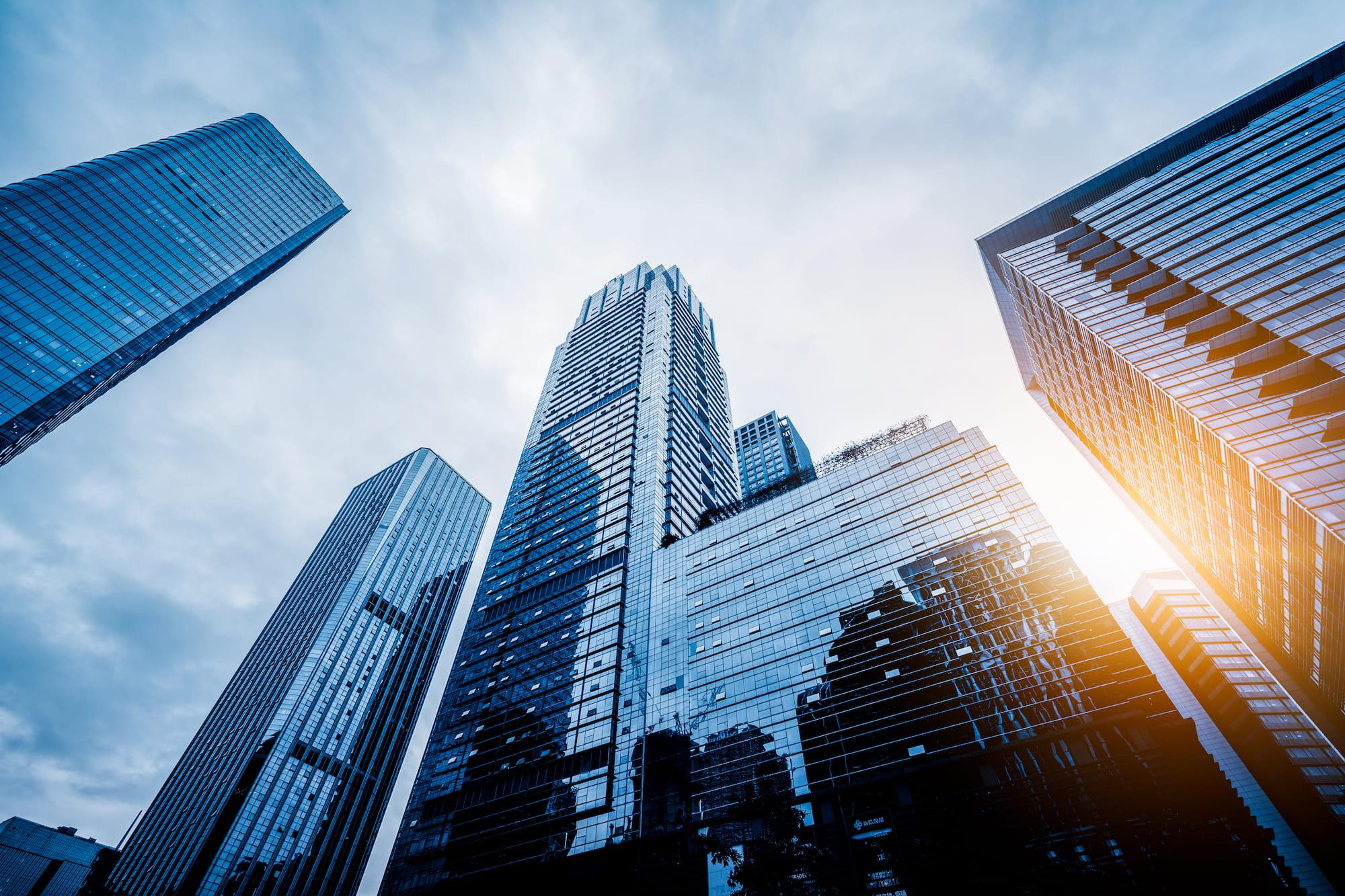Image of a skyscraper