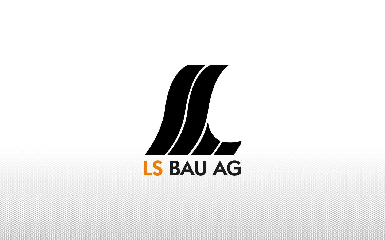 LS Bau Logo für Projektbeiträge