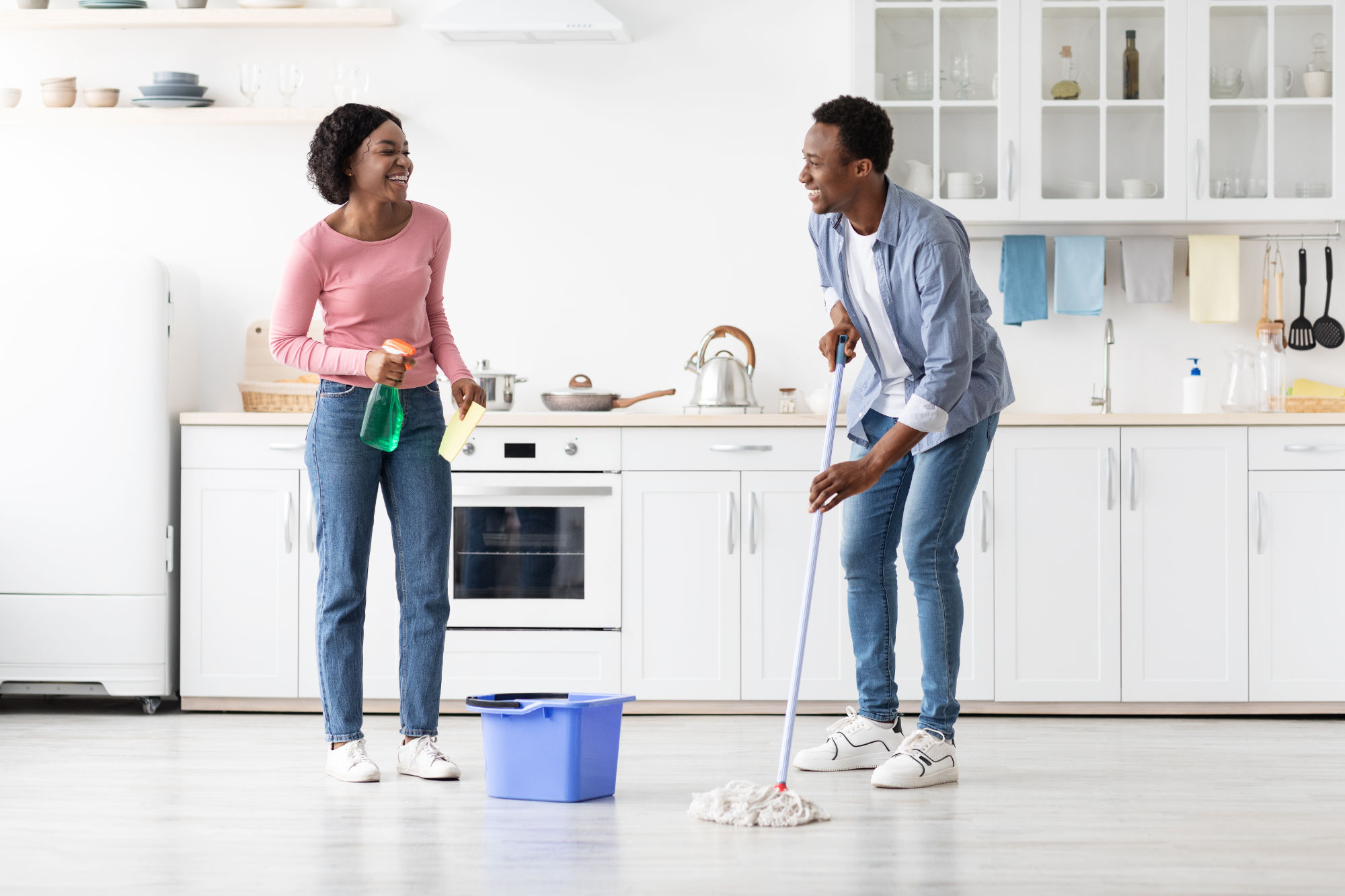 Cleaning tips to Reduce Allergies