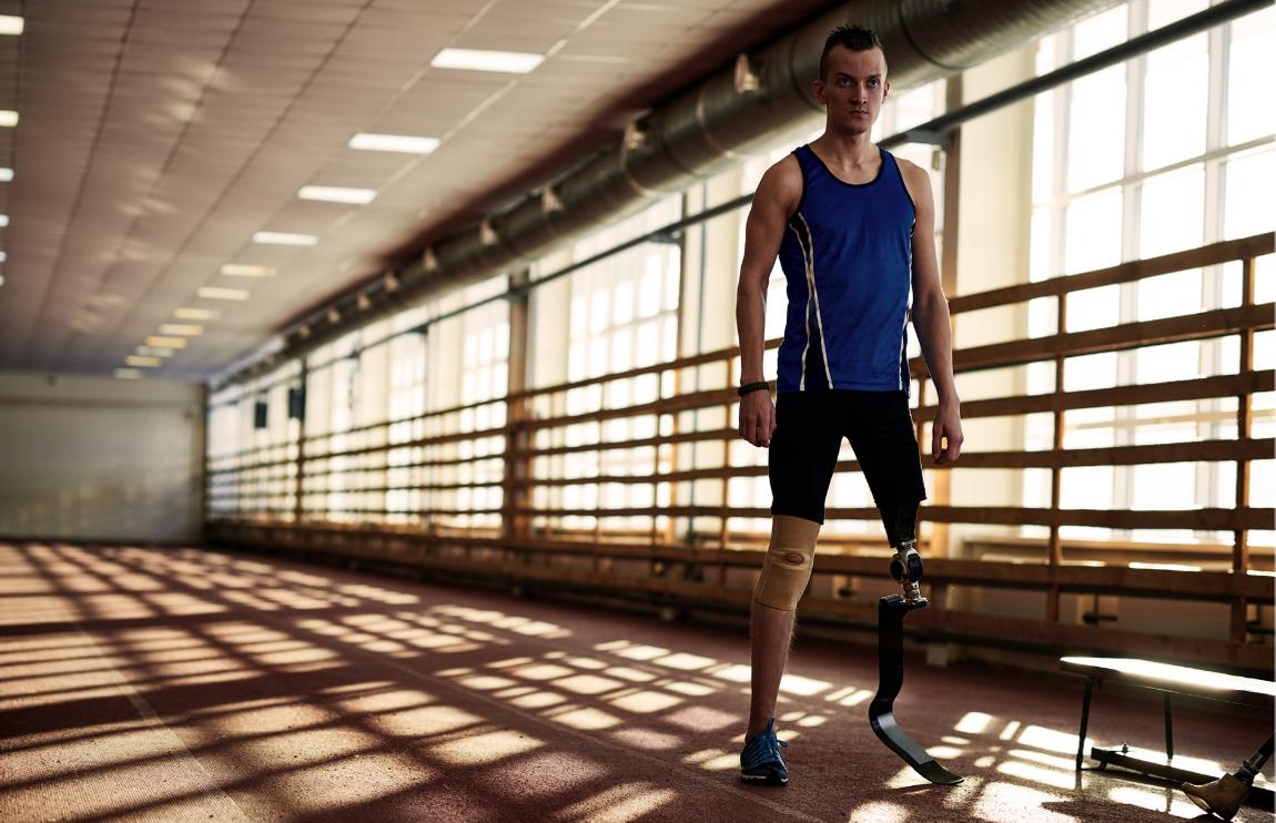 para-athletic training