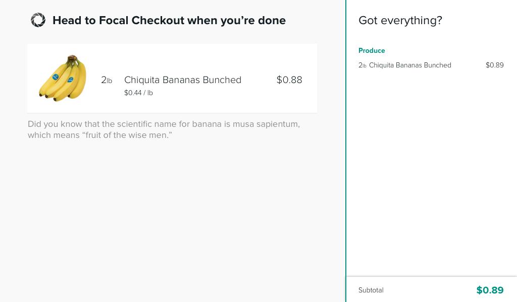 angela liu portfolio - automated checkout
