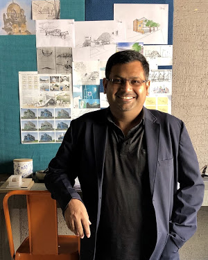 Interview with architect Suman Paul of DKP Architects, India