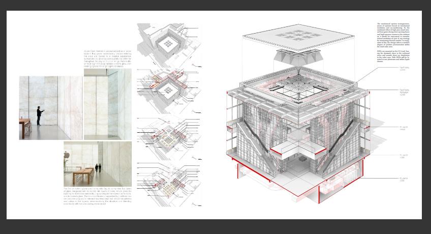 Junior Architect portfolio