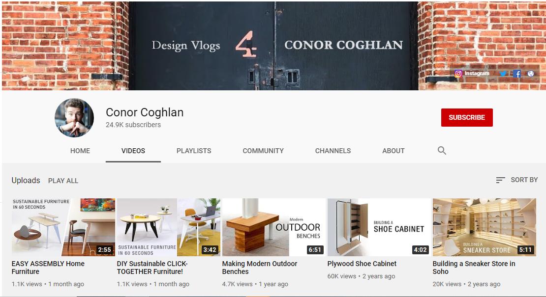 Architect website portfolio of A05 Studio, Brooklyn, NY