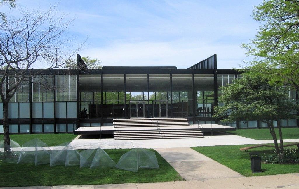 Crown Hall by Ludwig Mies van der Rohe