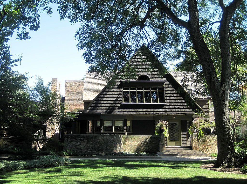 Frank Lloyd Wright's Home & Studio in Oak Park