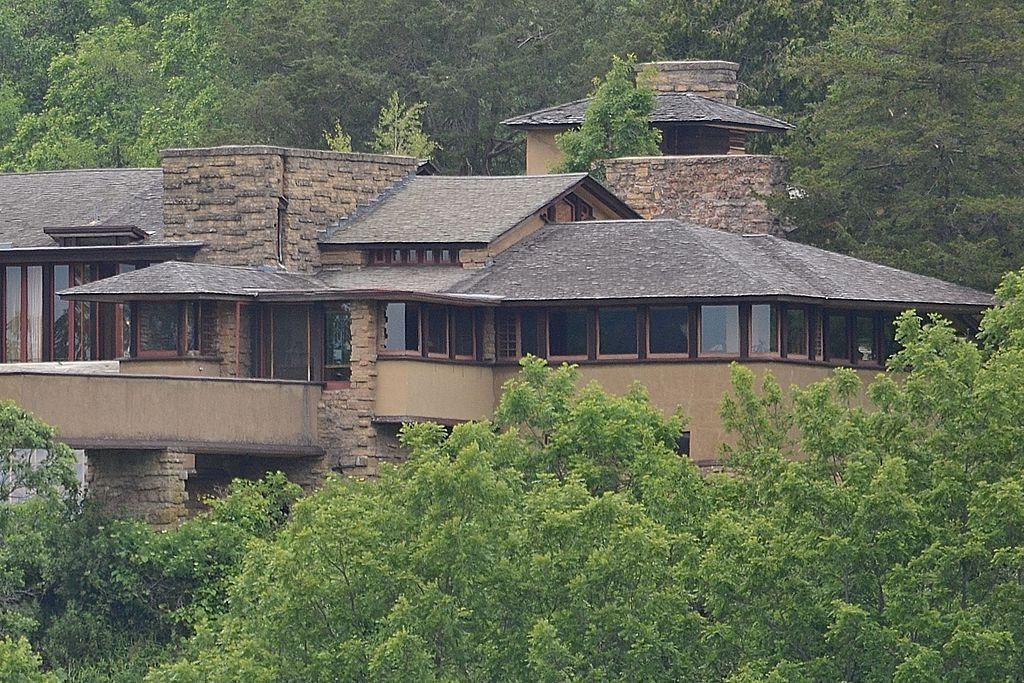 Taliesin East designed by Frank Lloyd Wright