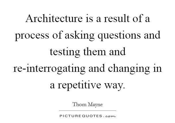 Architecture design quote