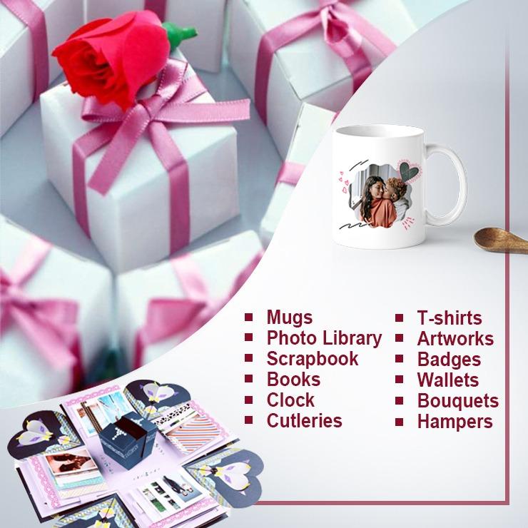 Custom Made Gifts Dubai