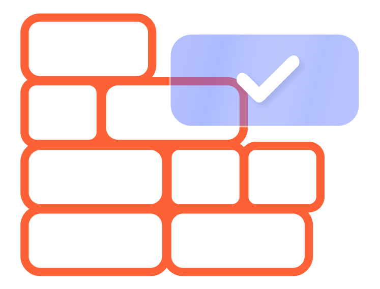 icone bricks
