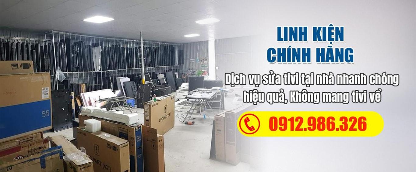 Sửa tivi tại Cổ Linh Long Biên ĐT: 0924 189 669