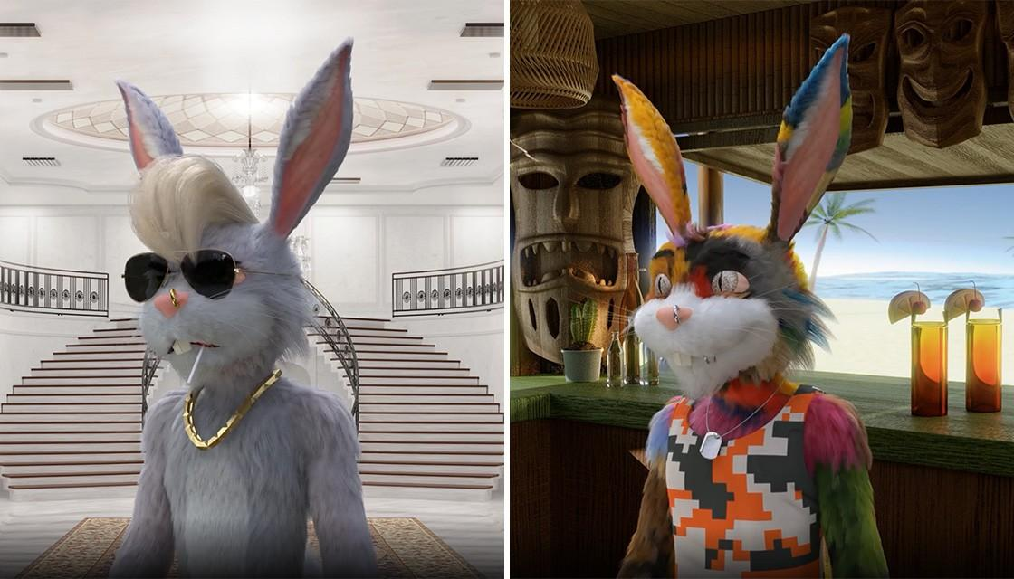 New Zealand NFT project FLUF World offering more than digital rabbits