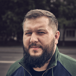 Максим Георгиев основатель Maketornado