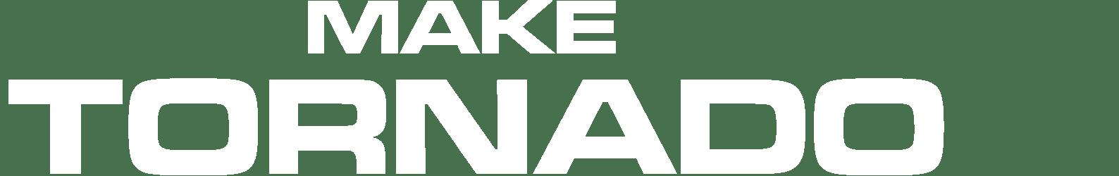MakeTornado logo