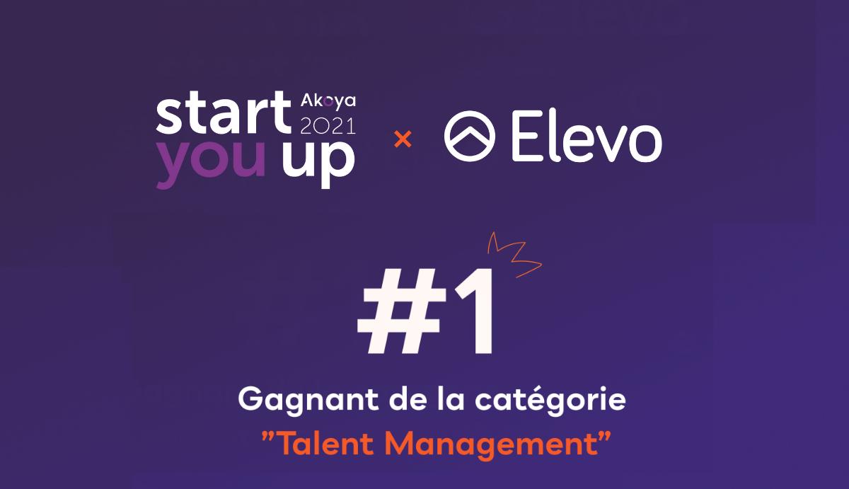 HR Tech : Elevo leader de la catégorie Talent Management de la cartographie Akoya Start You Up 2021