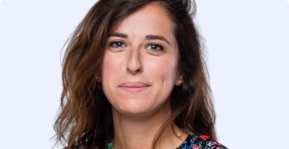 Cécile Camadro Customer Success Director chez Elevo