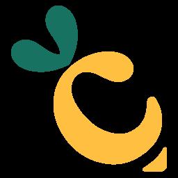The Carrot Cake Small logo