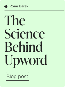 Upword Library -The Science Behind Upword
