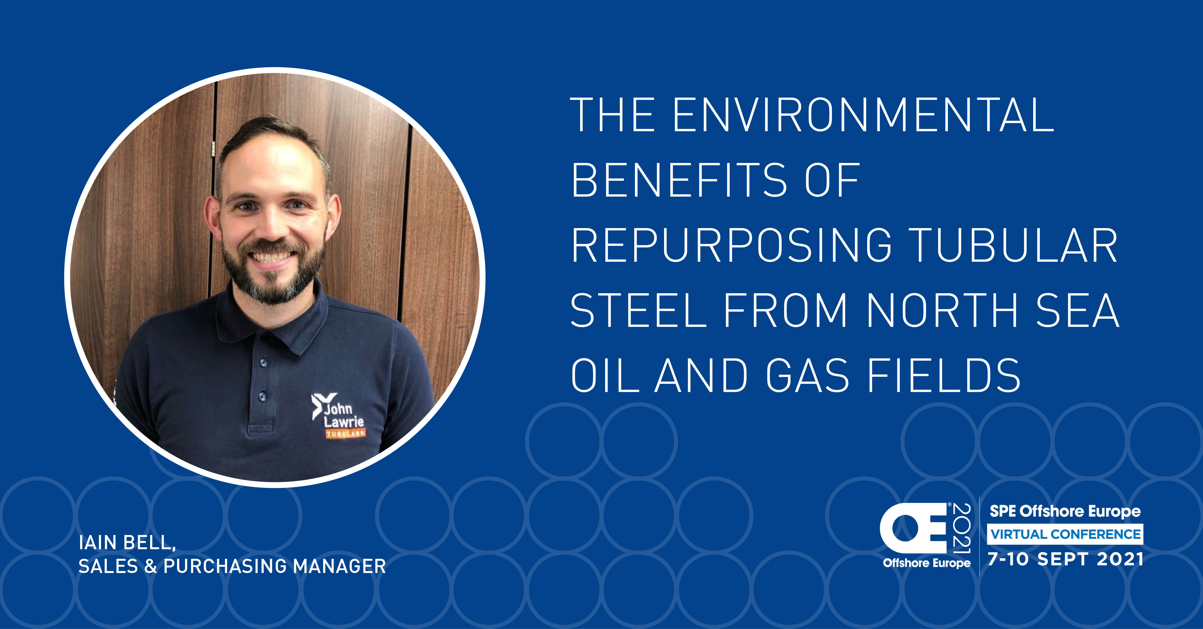 In preparation for this year's SPE Offshore Europe Virtual Conference with Iain Bell