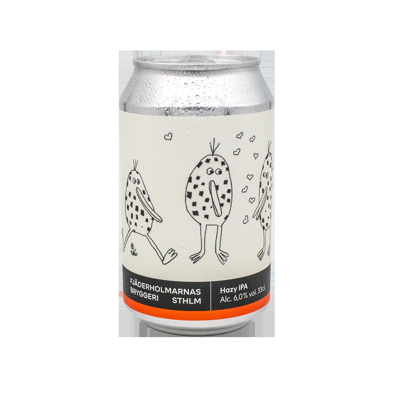 A range of craft beer from Stockholm Sweden