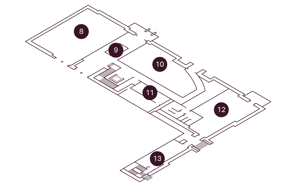 The Grand Floor Plan