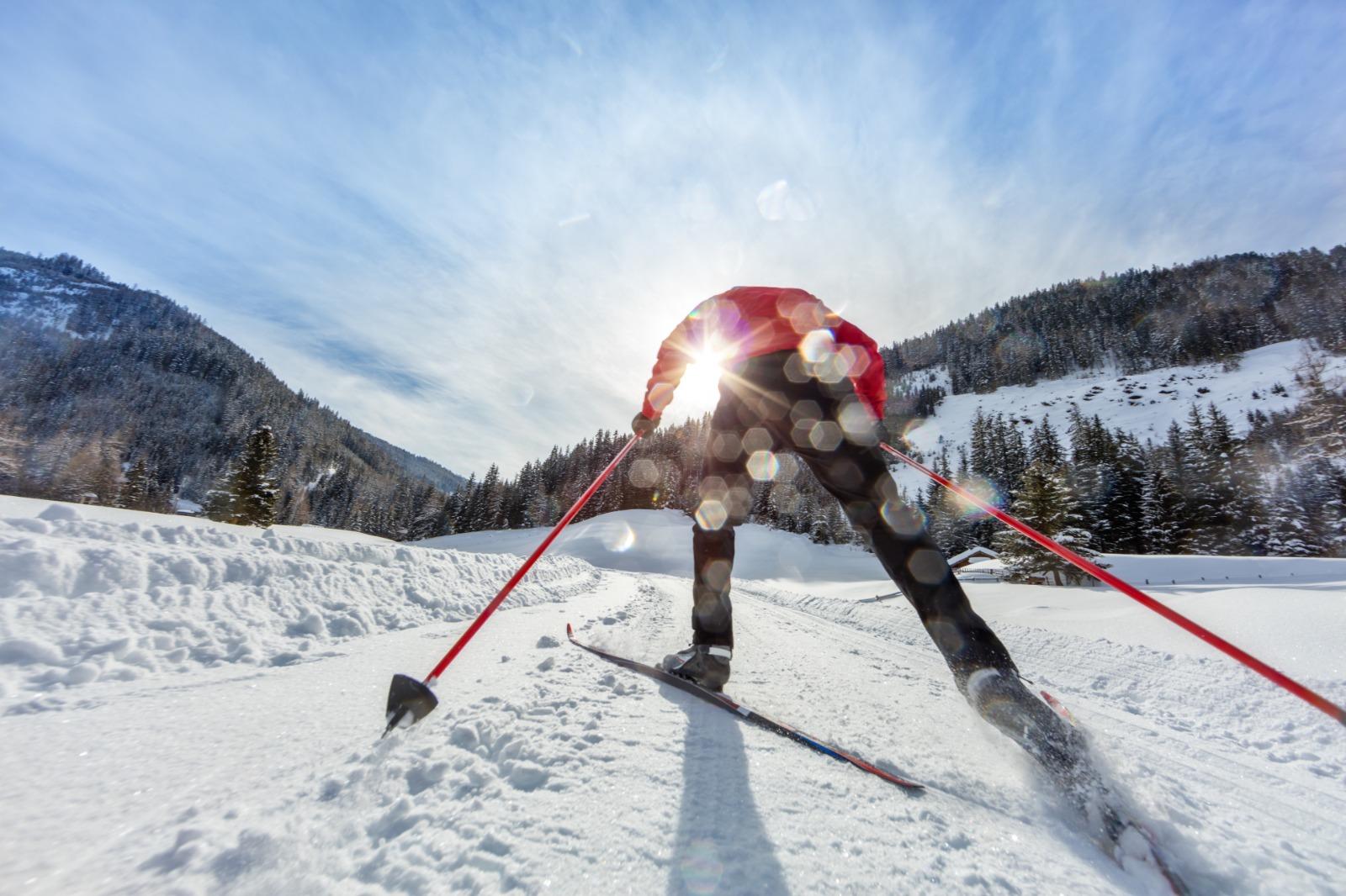 30+300 Training hiihtokuva