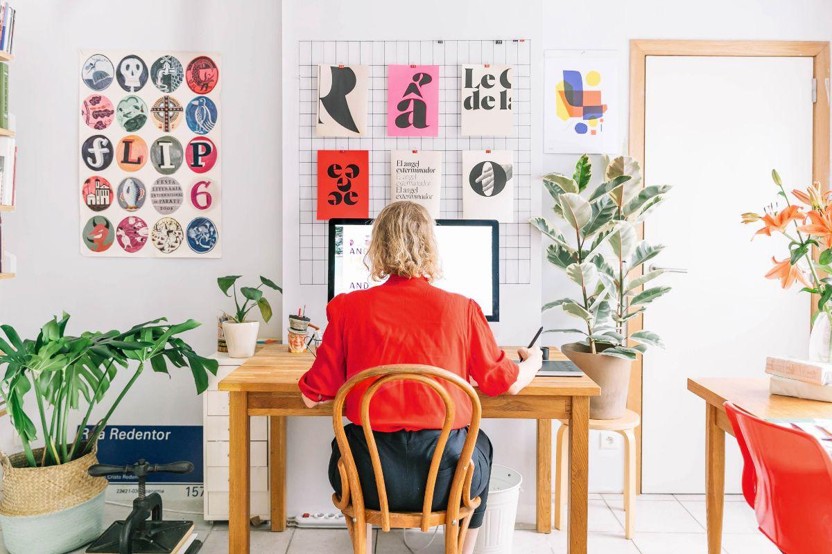 Studio Boekenberg stapte naar Studio Roem voor haar online branding