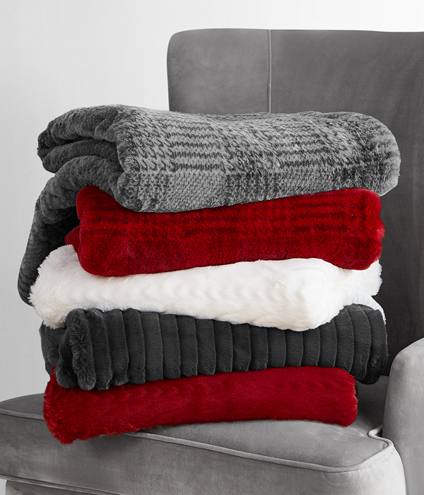 Mytex Home Fashions Product Blankets and Throws